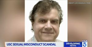 Dr. George Tyndall Physician Sex Abuse
